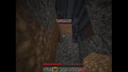 minecraft оцеляване с мен еп 4