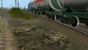 Trainz - Газтрейд на фериботния комплекс