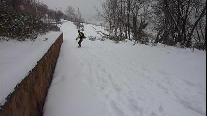 Сноуборд Бургас