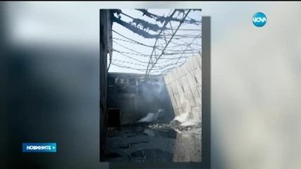 Българин загина при пожар в Гърция, има и ранени