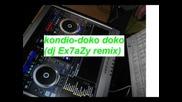 Kondio - Doko Doko (dj Ex7azy)
