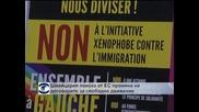 Швейцария е уведомила ЕС, че ще наложи ограничения върху свободното придвижване на хора