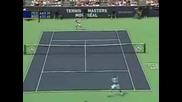 Федерер - Надал : Най - Добри Отигравания