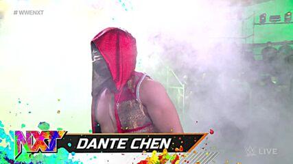 Dante Chen vs. Trey Baxter: WWE NXT 2.0, Sept. 21, 2021