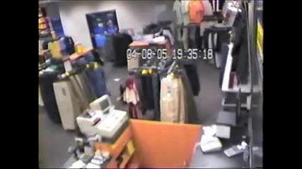 Престрелка В Магазин