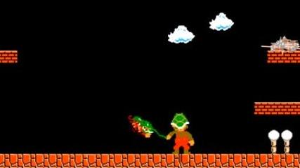 Марио, ако стане психопат ! :d