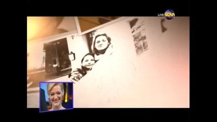 Dancing Stars - Албена Денкова и Калоян - Първи финален танц (05.06.2014)