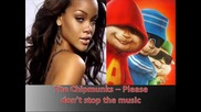 The Chipmunks - Please dont stop the music