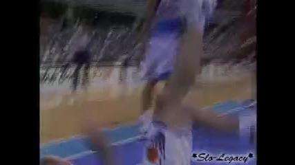 Lebron James, the next Michael Jordan