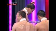 Сашка Васева била нимфоманка - обградена от еротични танцьори