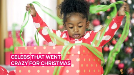 These celebs gave CRAZY Christmas gifts