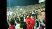 Цска - Базел * 22.10.09 * Напред червените !!!