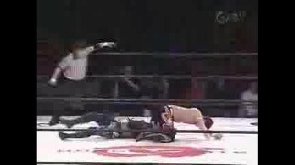 25.03.07 - Genki Horiguchi vs. Matt Sydal