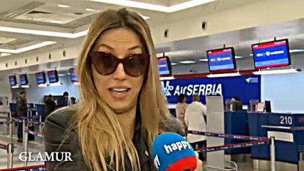 Rada Manojlovic -Интервю - Glamur - (TV Happy 19.11.2017.)