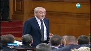 Лютви Местан няма да подава оставка