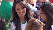Най-горещите кадри на UEFA EURO 2016