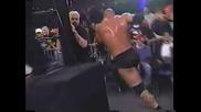 Scott Steiner vs. Goldberg