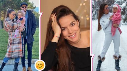 Теа Минкова споделя: 10 факта за нея, 10 - за връзката ѝ с Наум! Мислят ли за второ дете?