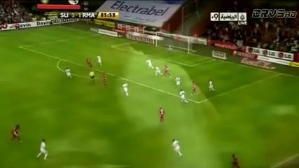 Cristiano Ronaldo Vs Standard Liege Friendly 17/08