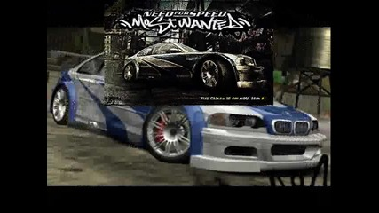 Nedd for Speed Most Wanted