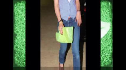 Kristen;;green sack;;