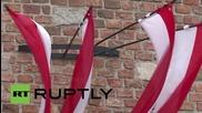 Austria: Zarif says no deal yet from Palais Coburg balcony
