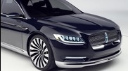 2015 Lincoln Continental се завръща - Exterior