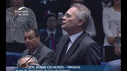 Brazil: Rousseff trial suspended for second time after descending into 'mad house'