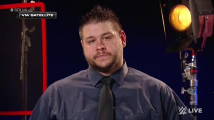 Kevin Owens apologizes for his assault on Mr. McMahon