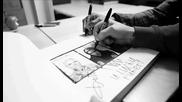 The Prodigy подписват книгата с фотографии