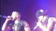 Dembow & Te Suelto El Pelo - Wisin & Yandel En Vivo - Movistar Arena, Chile - 18-10-2013 / Превод