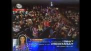 Изпълнението на МАРИЯ с което тя остана в music idol! 16.04.2008 HQ