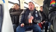Пияни руснаци с накривени калпаци! - Много смях