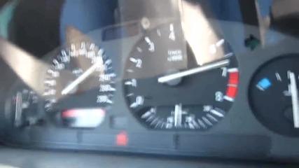Bmw 325 turbo 0-260