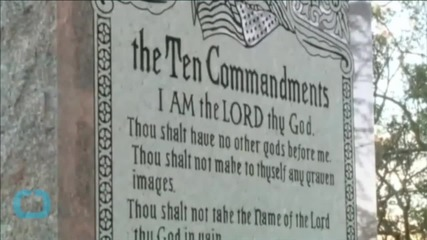 Oklahoma Supreme Court Orders Removal of Ten Commandments