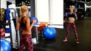 Една Нестандартна Тренировка за стягане и оформяне!
