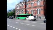 Електро автобус Higer Klq6125gev3 (1701) в София,тб 11