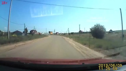 Катастрофи в Русия с мотори