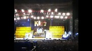 Kiss In Sofia 16.05.2008 - I Was Made For Lovin You