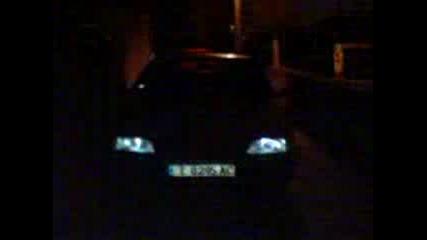 Angel Eyes На Peugeot 405