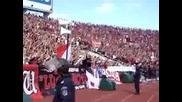 Цска - Левски - Червени сме !!! 09.05.09