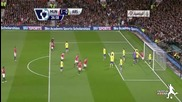 Манчестър Юнайтед - Арсенал 1:0 10.11.2013г.
