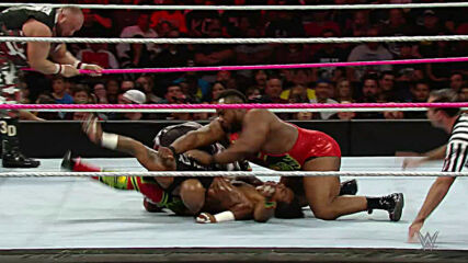 John Cena & The Dudley Boyz vs. The New Day: Raw, October 19, 2015 (Full Match)