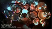 Tony Royster Jr and Dennis Chambers Drum Jam Part 2