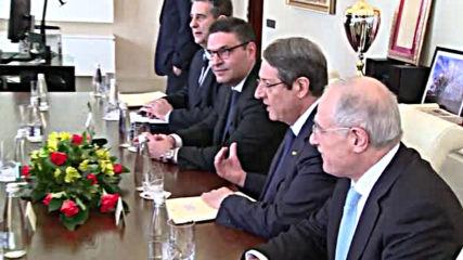 Борисов се срещна с президента на Република Кипър