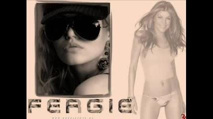 Това клипче е само за феновете на Fergie!