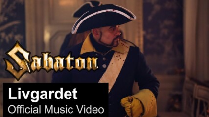 Sabaton - Livgardet // Official Music Video