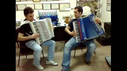 Akordeon duet - Astor Piazzolla - Libertango