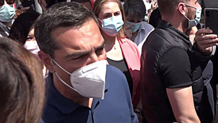 Greece: Tear gas flies as thousands march at postponed May Day protest in Athens