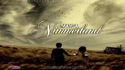 Прекрасен немски рап! Mayga - Nimmerland